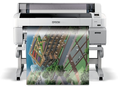Máy in màu khổ rộng EPSON Sure Color T5070