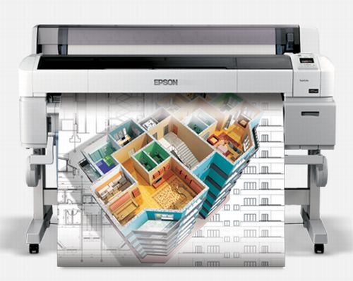 Máy in màu khổ rộng A1 EPSON Sure Color T7070