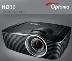 Máy chiếu giải trí HOME THEATER OPTOMA HD36