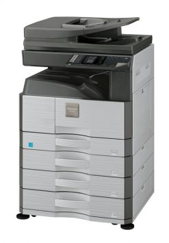 Máy photocopy khổ giấy A3 đa chức năng SHARP AR-6023DV