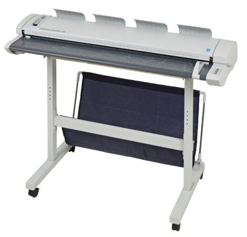 Máy quét khổ giấy A0 COLORTRAC SMARTLF SG 36m trắng đen