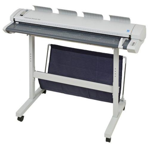 Máy quét khổ giấy A0 COLORTRAC SMARTLF SG 36e màu nhanh