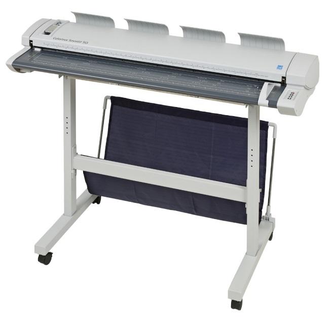 Máy quét khổ giấy A0 COLORTRAC SMARTLF SG 44e màu nhanh