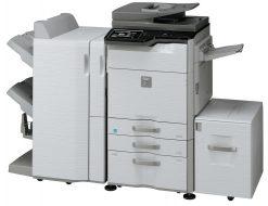 Máy photocopy khổ A3 đa chức năng Sharp AR-M460N