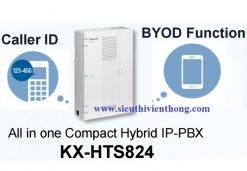 Tổng đài IP Panasonic KX-HTS824
