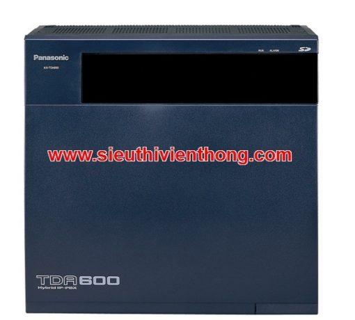 Tổng đài Panasonic KX-TDA600 16-136