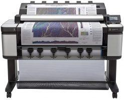 Máy in màu khổ lớn đa năng HP Designjet T3500 MFP (CR359A)