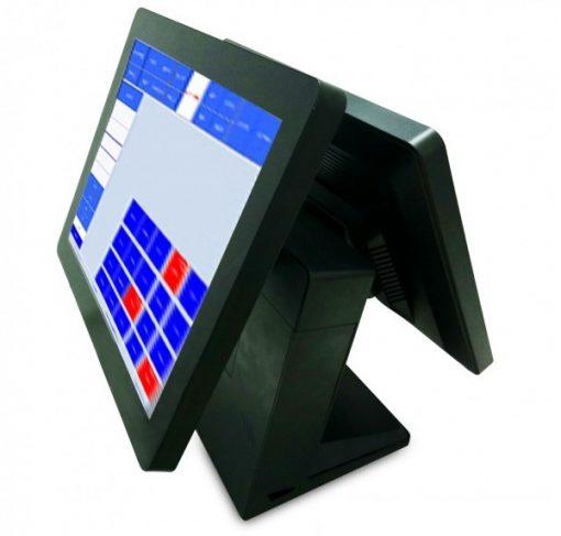 Máy tính tiền cảm ứng Xpos K3-Core i5 (2 màn hình)