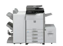Máy photocopy khổ A3 đa chức năng SHARP MX-M754N