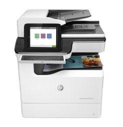 Máy in phun màu đa chức năng HP PageWide Managed Color MFP E77650z