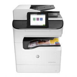 Máy in phun màu đa chức năng HP PageWide Managed Color MFP E77650dns