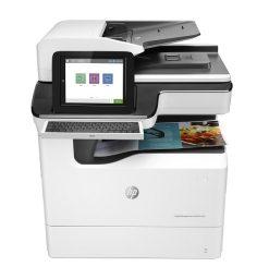 Máy in phun màu đa chức năng HP PageWide Managed Color MFP E77650zs