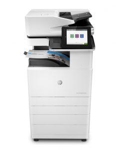 Máy in Laser màu đa chức năng không dây HP Color LaserJet Managed MFP E77825dn