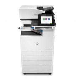 Máy in Laser màu đa chức năng không dây HP Color LaserJet Managed MFP E77825z