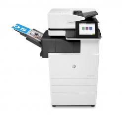 Máy in Laser màu đa chức năng không dây HP Color LaserJet Managed MFP E87650dn