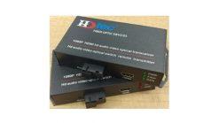 Bộ Kéo dài HDMI HDTEC bằng Cáp Quang 20Km