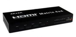 Bộ HDMI Matrix Sofly 4x4