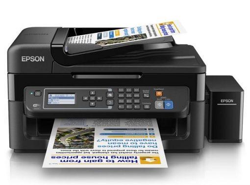 Máy in phun màu đa chức năng không dây EPSON L565