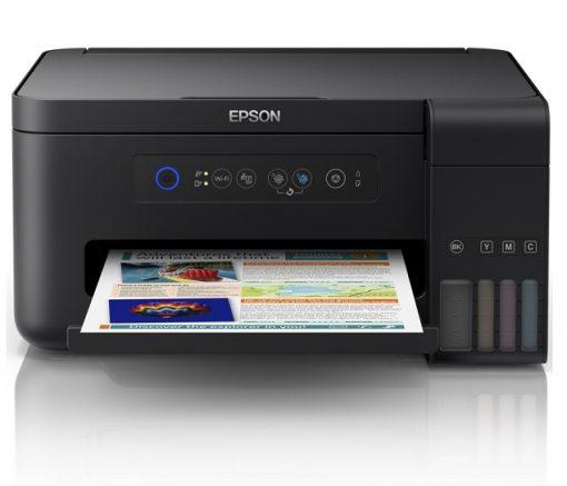 Máy in phun màu đa chức năng không dây EPSON L4150