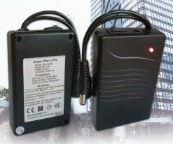 Nguồn pin lưu điện dùng cho máy chấm công UPS mini 12V