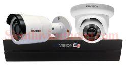 Bộ KIT camera IP KBVISION KIT 2