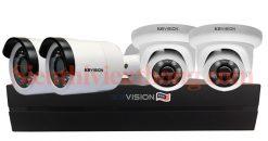 Bộ KIT camera IP KBVISION KIT 4