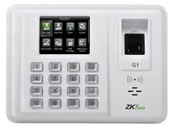 Máy chấm công vân tay, thẻ và mật khẩu dòng Green Label ZKTeco G1