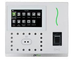 Máy chấm công nhận diện khuôn mặt, vân tay, mật khẩu và thẻ dòng Green Label ZKTeco G3