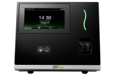 Máy chấm công nhận diện khuôn mặt, vân tay, mật khẩu và thẻ dòng Green Label ZKTeco G3 Plus