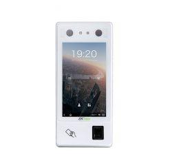Máy chấm công nhận diện khuôn mặt, vân tay, mật khẩu và thẻ dòng Green Label ZKTeco G4