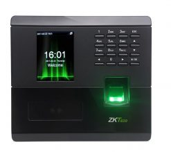 Máy chấm công nhận diện khuôn mặt, vân tay ZKTeco MB10