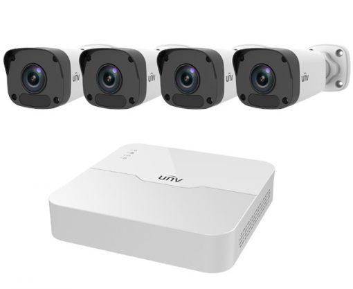 Bộ Kit camera IP UNV KIT/301-04LB-P4/4*2122LR3-PF40-E