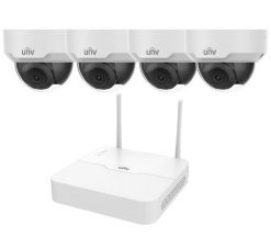 Bộ Kit camera IP Wifi UNV KIT/301-04LB-W/4*322ER3-VSF28W-D