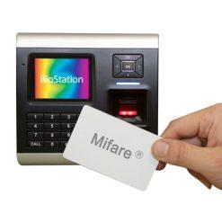 Máy chấm công kiểm soát cửa ra vào và thẻ SUPREMA BioStation BSM-OC