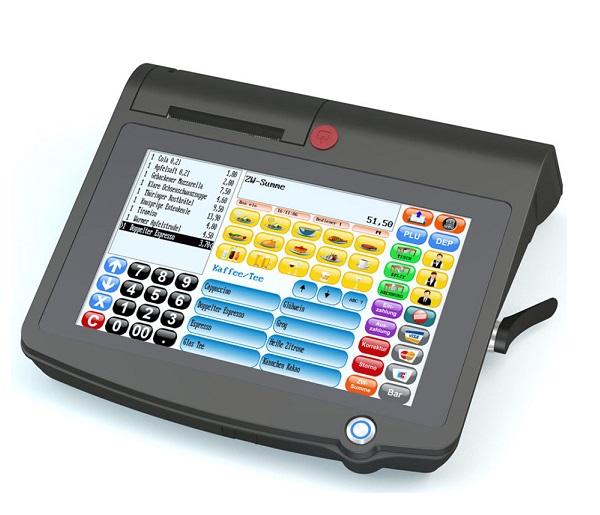 """Máy tính tiền cảm ứng QUORION Q-Touch 10"""""""