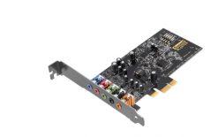 Internal Soundcard Creative Sound Blaster Audigy Fx