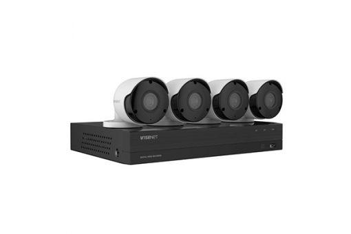 Bộ KIT đầu ghi hình và camera 4 kênh WISENET SDH-B73046BF