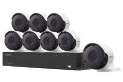Bộ KIT đầu ghi hình và camera 8 kênh WISENET SDH-B74086BF