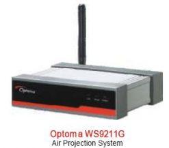 Thiết bị trình chiếu không dây OPTOMA WS9211G