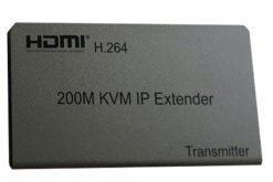 Bộ kéo dài HDMI bằng dây mạng LAN 200 mét (có hỗ trợ điều khiển chuột)
