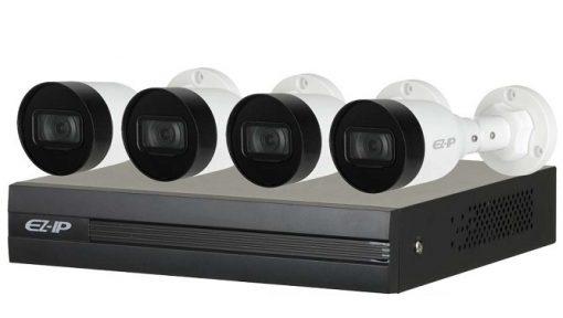 Bộ Kit camera IP DAHUA EZ-IP NVR1B04HC-4P/E/4-B1B20P