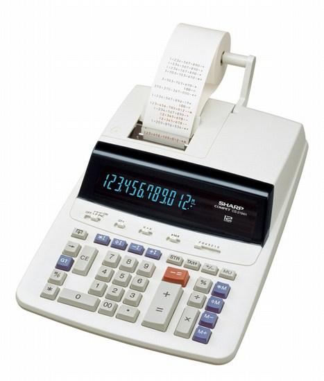 Máy tính tiền in Bill SHARP CS-2194H