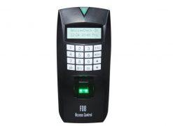 Máy chấm công vân tay và thẻ cảm ứng MITA F08