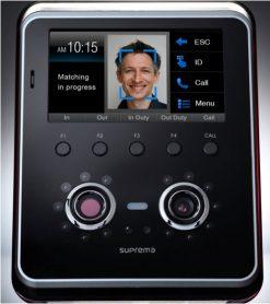 Máy chấm công nhận dạng khuôn mặt, thẻ và kết nối Wifi SUPREMA FaceStation FSMW