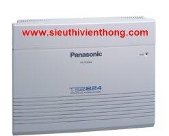 Tổng đài Panasonic KX-TES824 06 line vào-16 máy ra