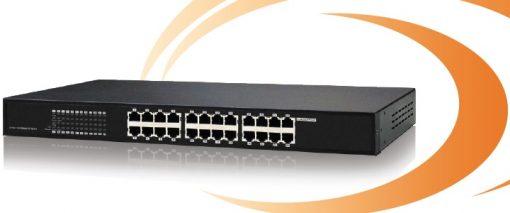 24-Port 10/100Mbps PoE Switch IONNET IFS-2424 (500Watt)
