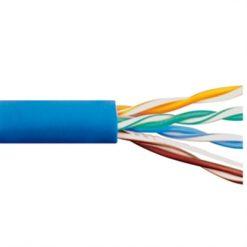 Cáp mạng VIVANCO CAT.5E UTP VCCAUU54PVB3 (305m/Box, PVC, Blue)