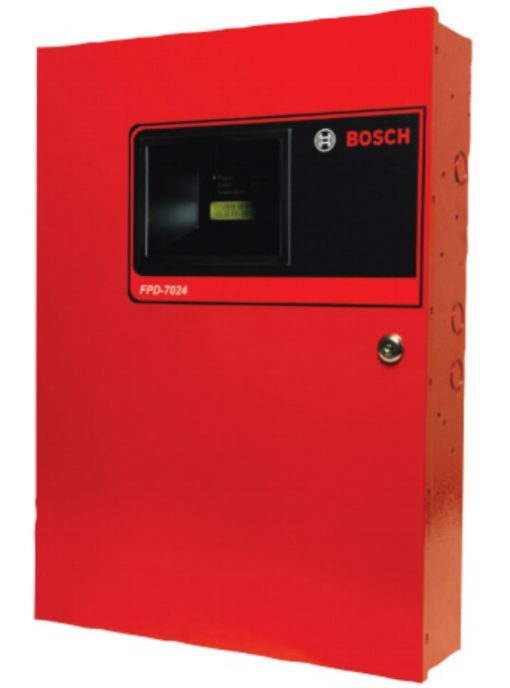 Bộ điều khiển báo cháy trung tâm BOSCH FPD-7024