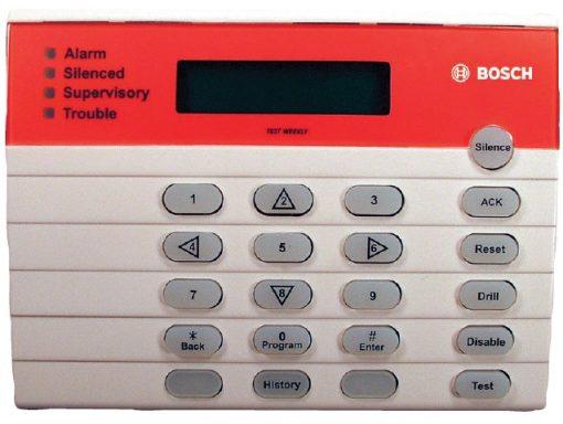 Bàn phím điều khiển và giám sát BOSCH FMR‑7033 LCD Keypad