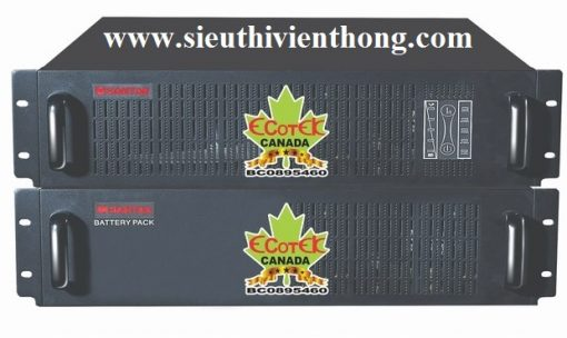 Nguồn lưu điện 2KVA UPS SANTAK ONLINE C2KR